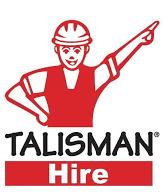 Talisman Hire Logo